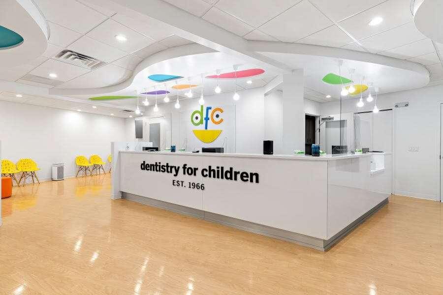 Front Desk - Dentistry for Children
