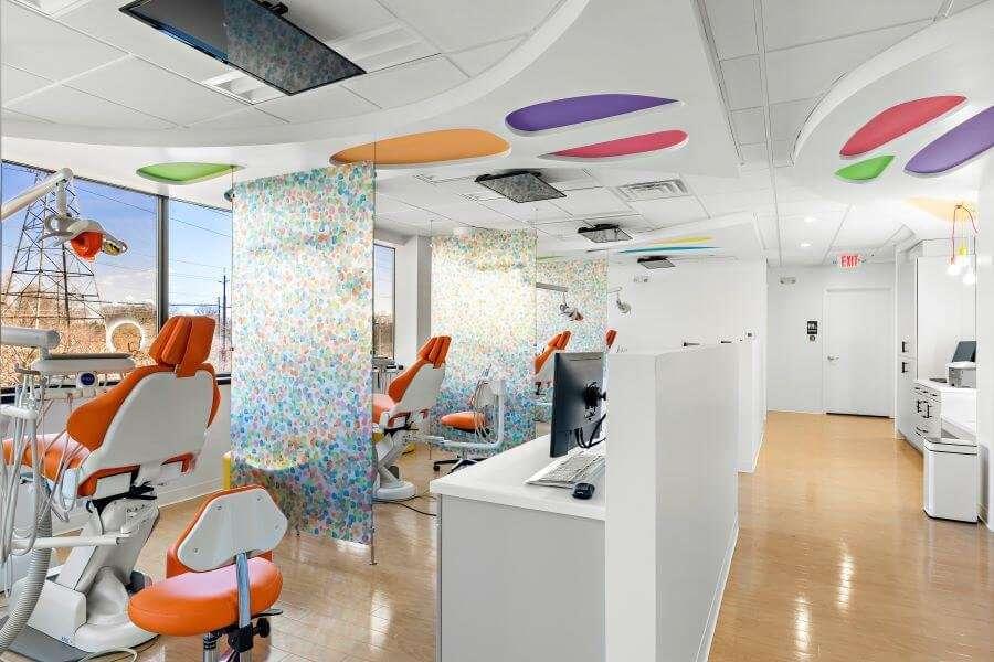 Treatment area - Dentistry for Children